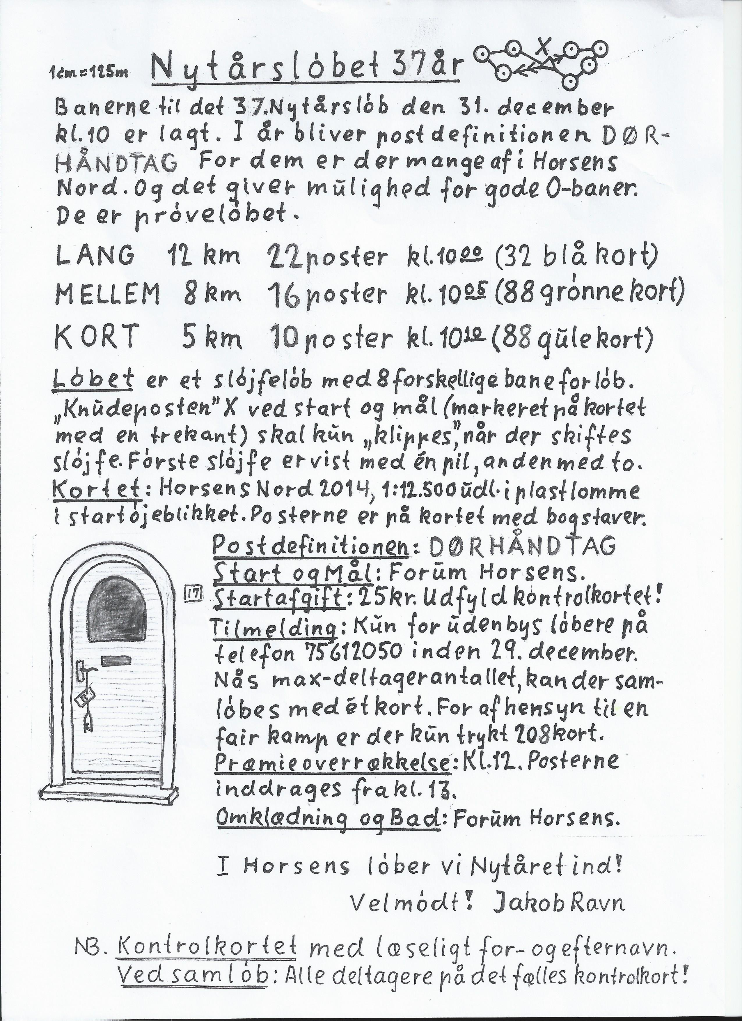 Nytårsløb for 37. gang @ Forum Horsens   Horsens   Danmark