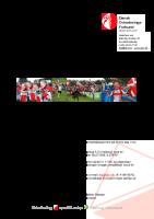 Sponsorinvitation – VM hædring 120915
