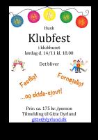 Klubfest 2015