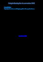 Instruktion Palsgård