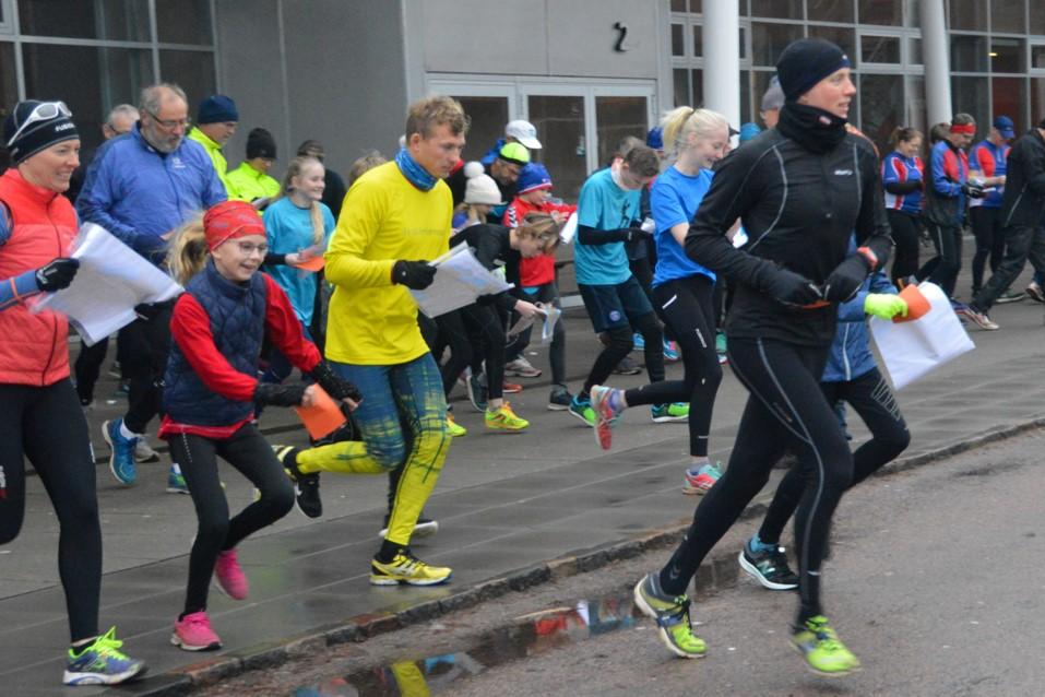 Nytårsløb - 41. årgang @ Forum Horsens