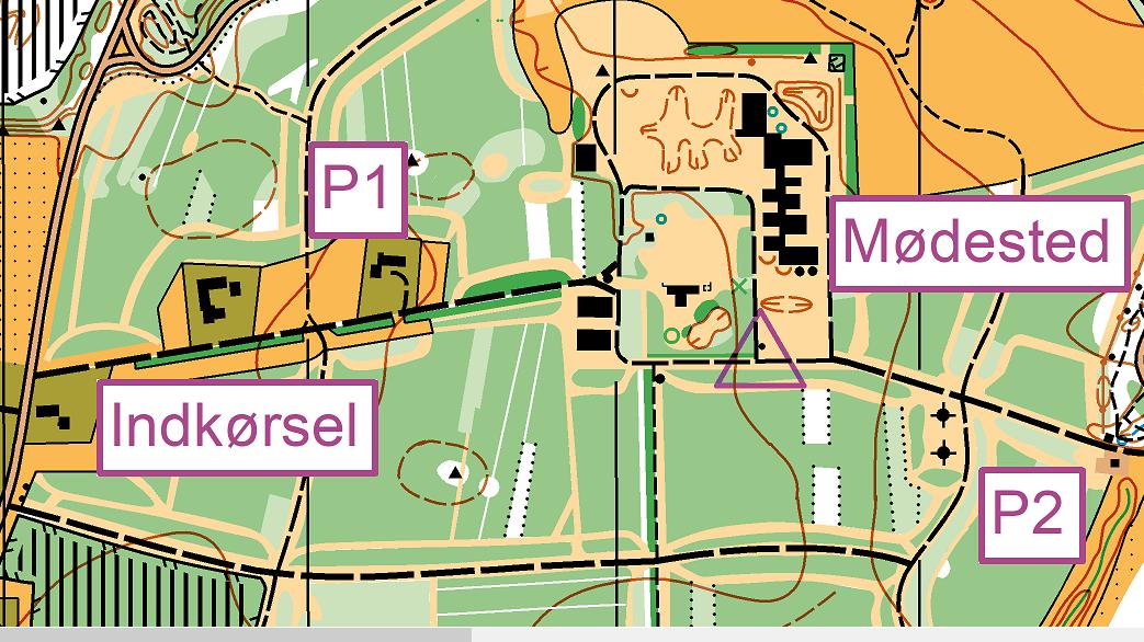 Orienteringstræning @ Åbjergskoven | Horsens | Danmark